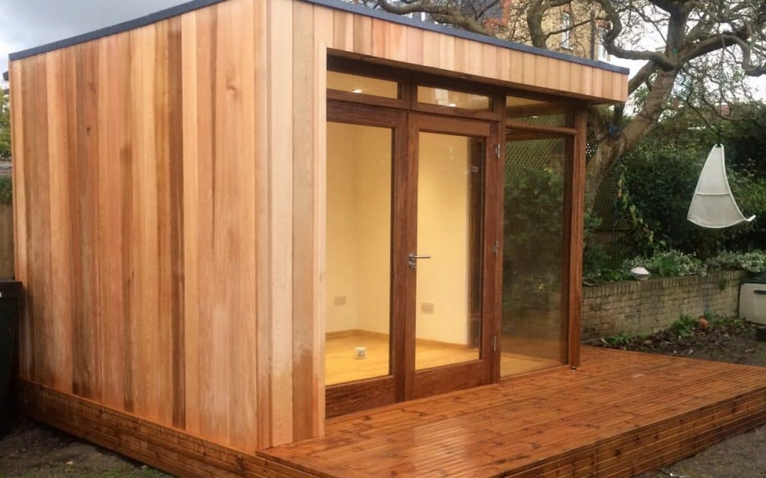 Garden Room in South West London