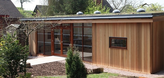 Eco School Library at Dodford Primary in Worcestershire by The Learning Escape