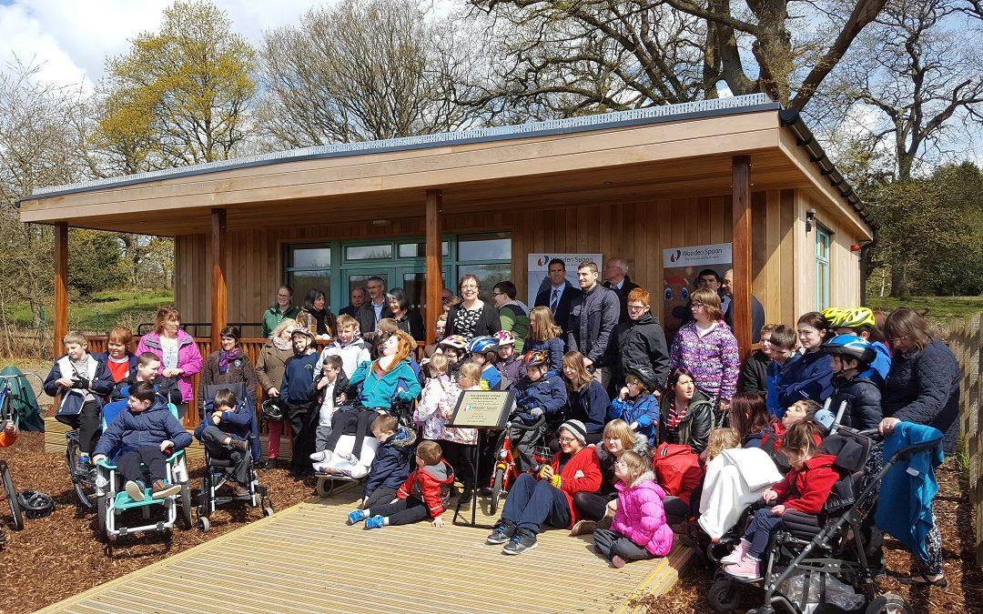 Eco-Classroom for SEN at Heart of the Forest School