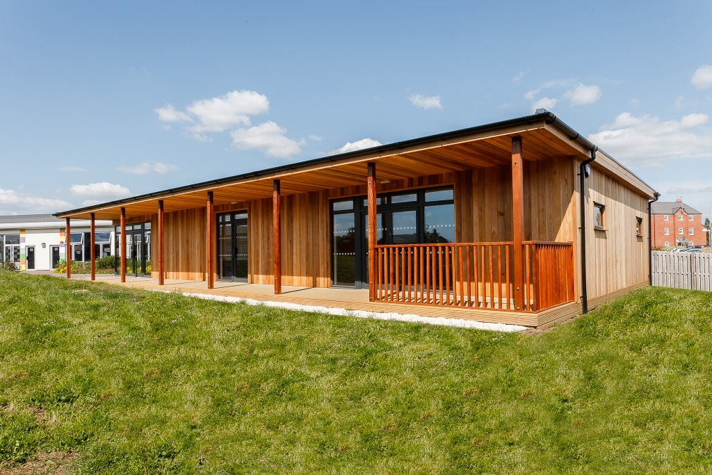 "Eco Classroom at Waterwells Primary Academy <a href=""/education-eco-classrooms-waterwells-primary-academy""> Read case study</a>"