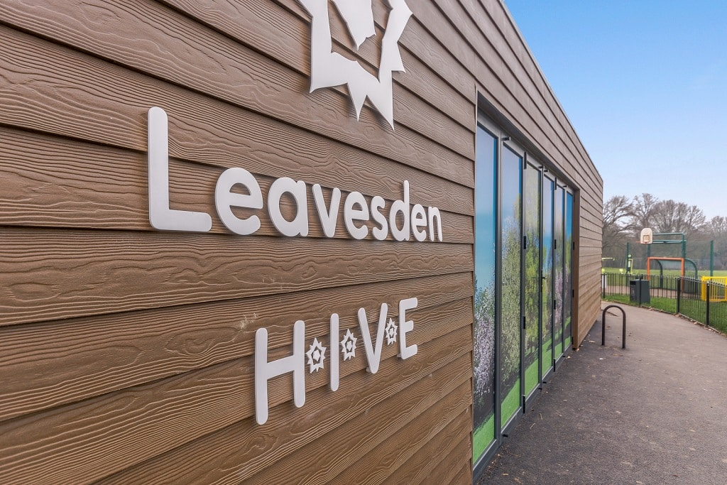 "The Hive Education Centre at Leavesden Country Park <a href=""/commercial-hive-education-centre-leavesden-country-park""> Read case study</a>"