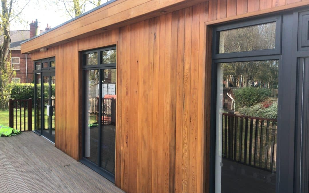 Eco Classroom at Southfields Primary School