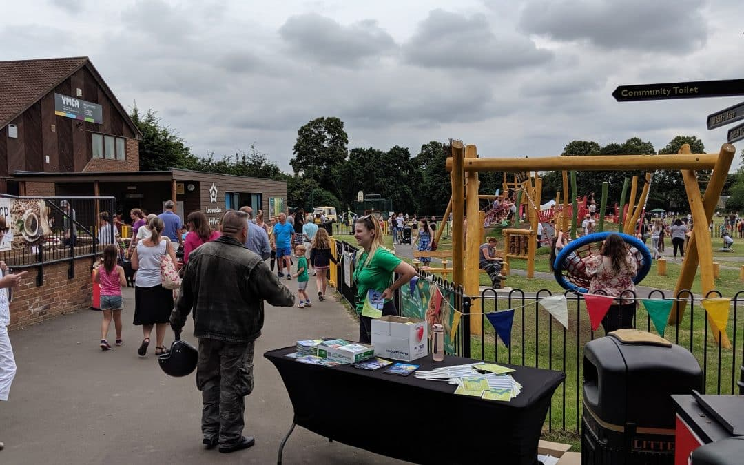 Leavesdon Country Park Celebration Day